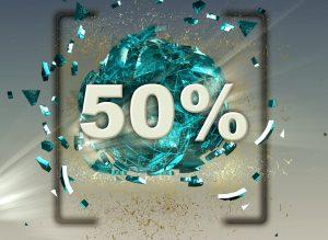 Detrazioni fiscali fino al 50%