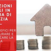 Detrazioni fiscali in materia di edilizia